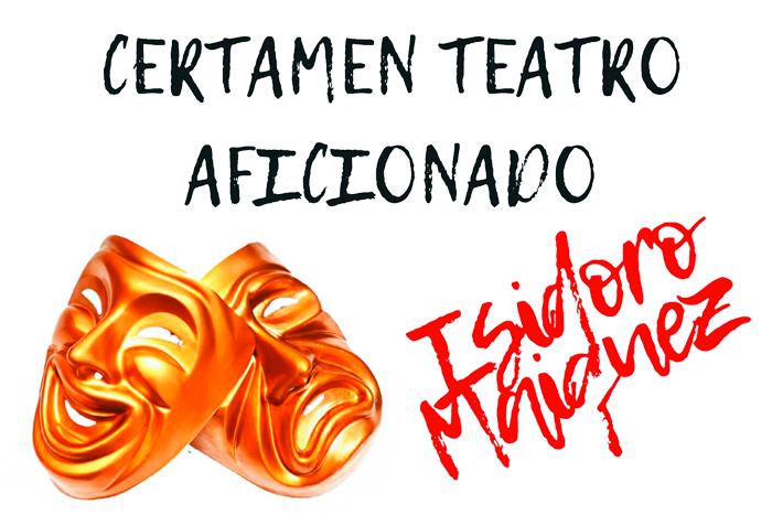 Certamen de Teatro Aficionado Isidoro Máiquez