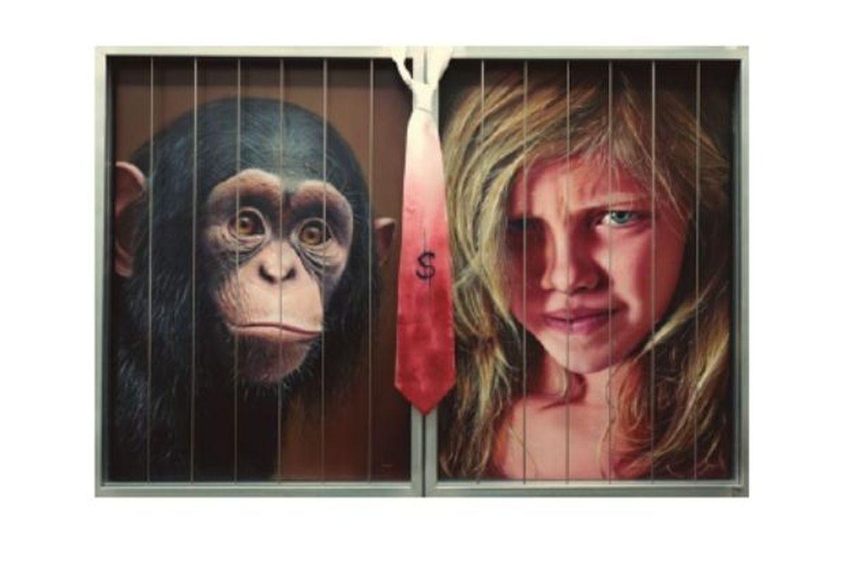 Exposición 'Sin nudos' en la Muralla Bizantina