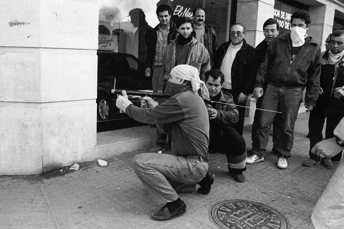 Exposición 'La Mirada ubicua 1992-2018' del fotógrafo José Albaladejo Ros