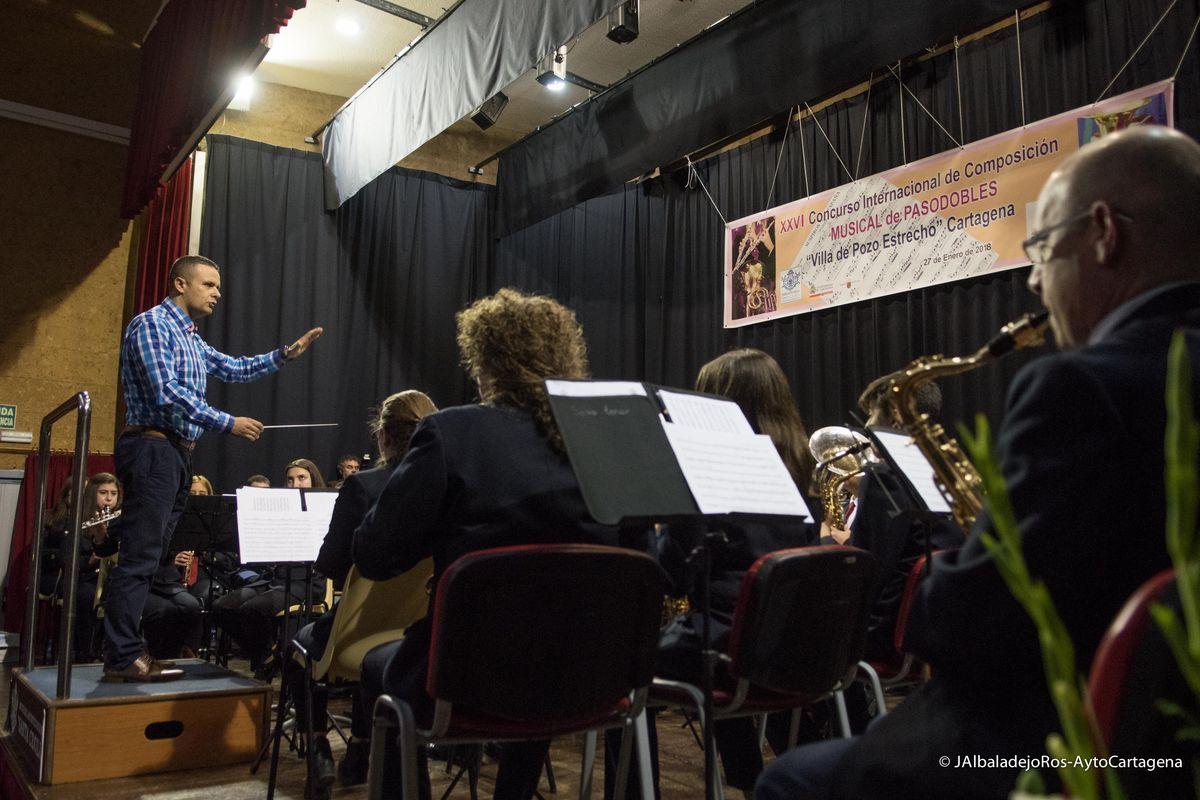 Convocatoria: XXVIII Concurso Internacional 'Villa de Pozo Estrecho' de Composición Musical de Pasodobles