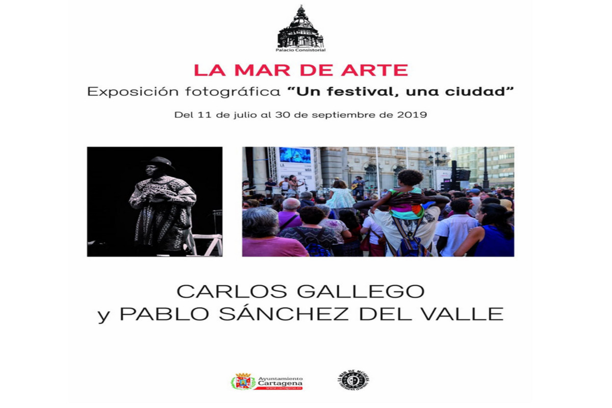 The Sea Art Exhibition: 'A festival, a city' Palacio Consitorial