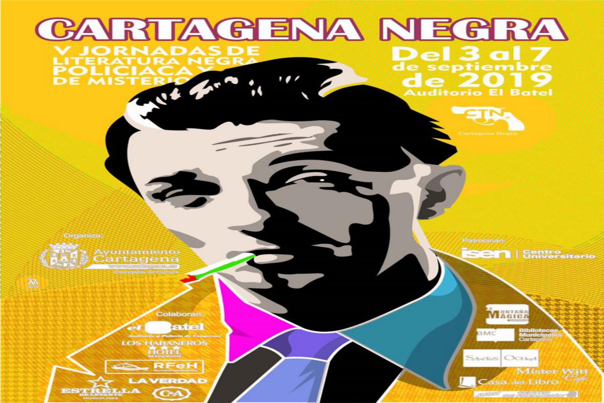 Jornadas de Literatura Negra, Policíaca y de Misterio: Cartagena Negra