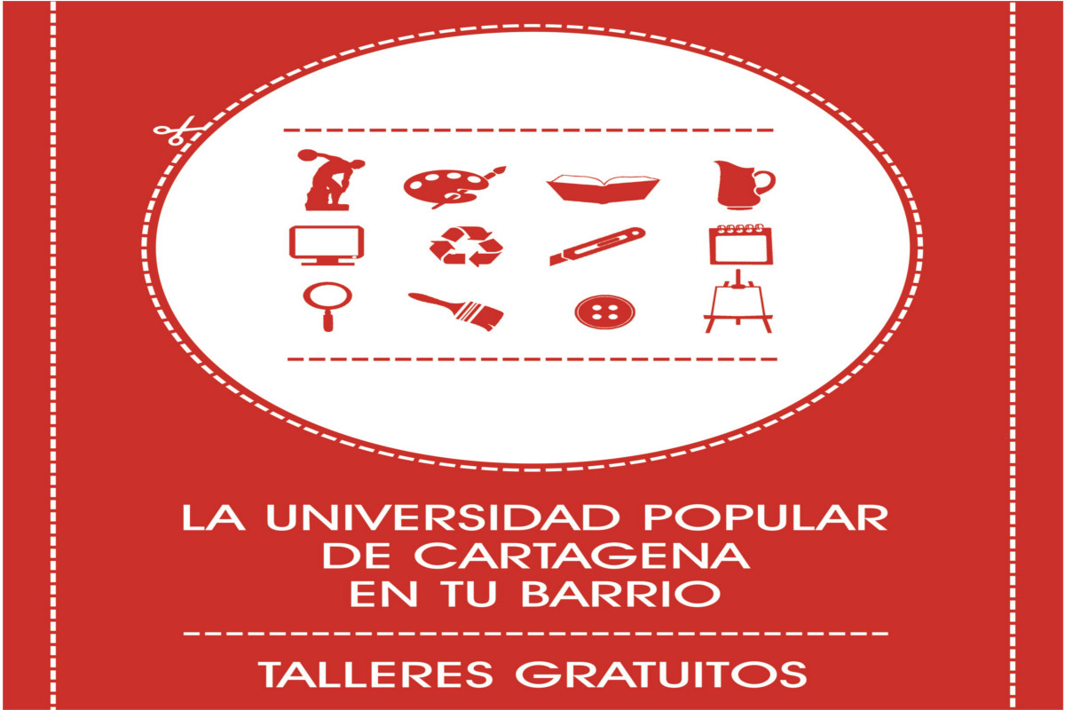 Convocatoria pública: Proyectos formativos Universidad Popular en Barrios. Curso 2019/2020