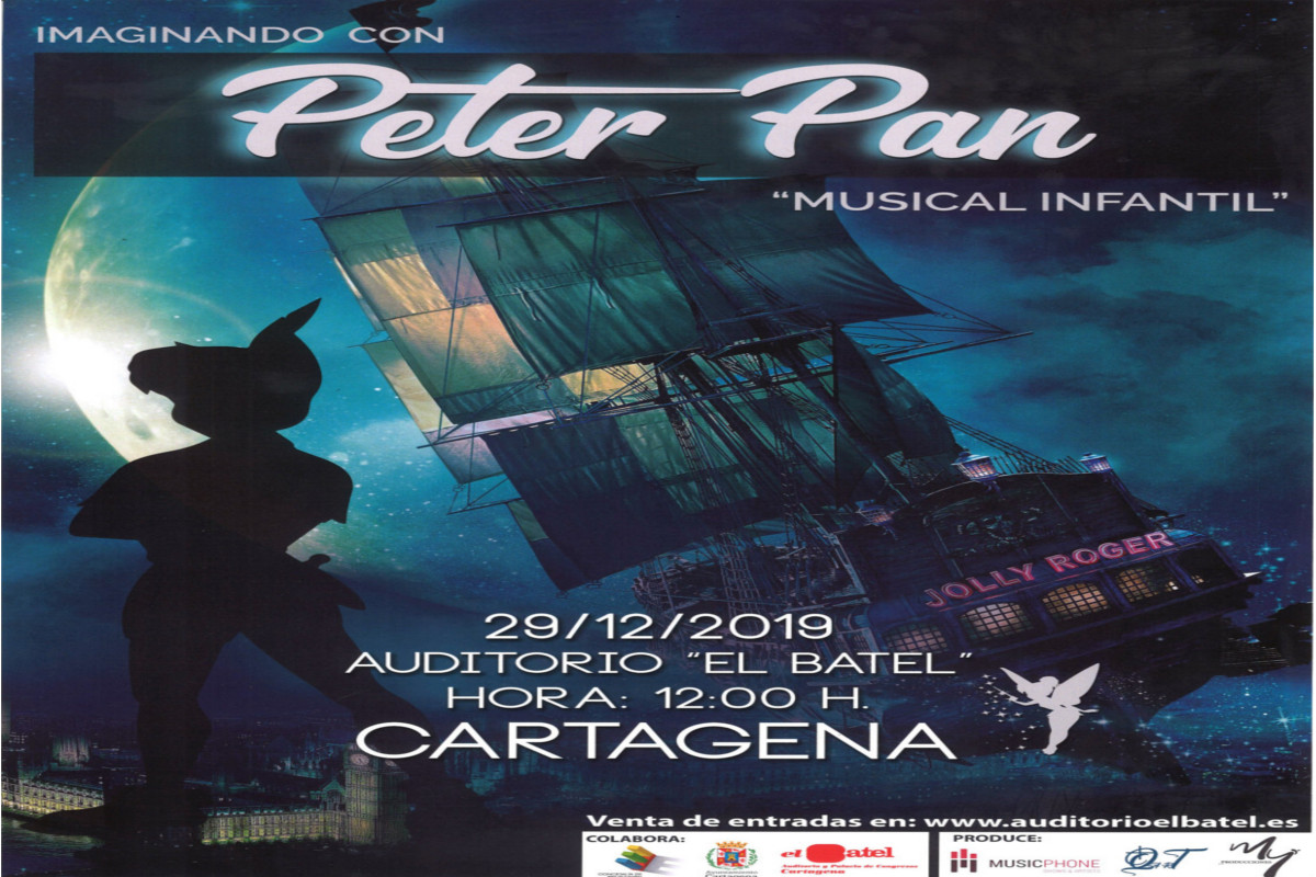 El Batel: Musical 'Peter Pan'