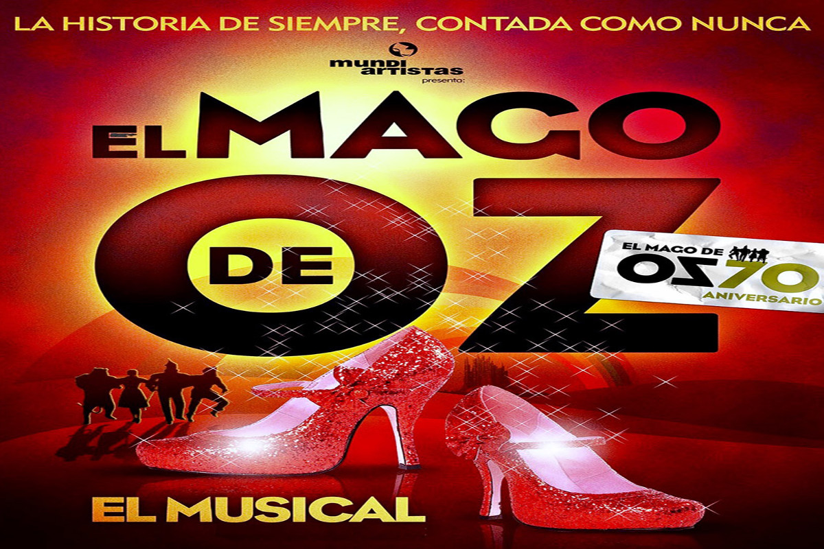 Musical: The Wizard of Oz at the Teatro Circo Apolo El Algar