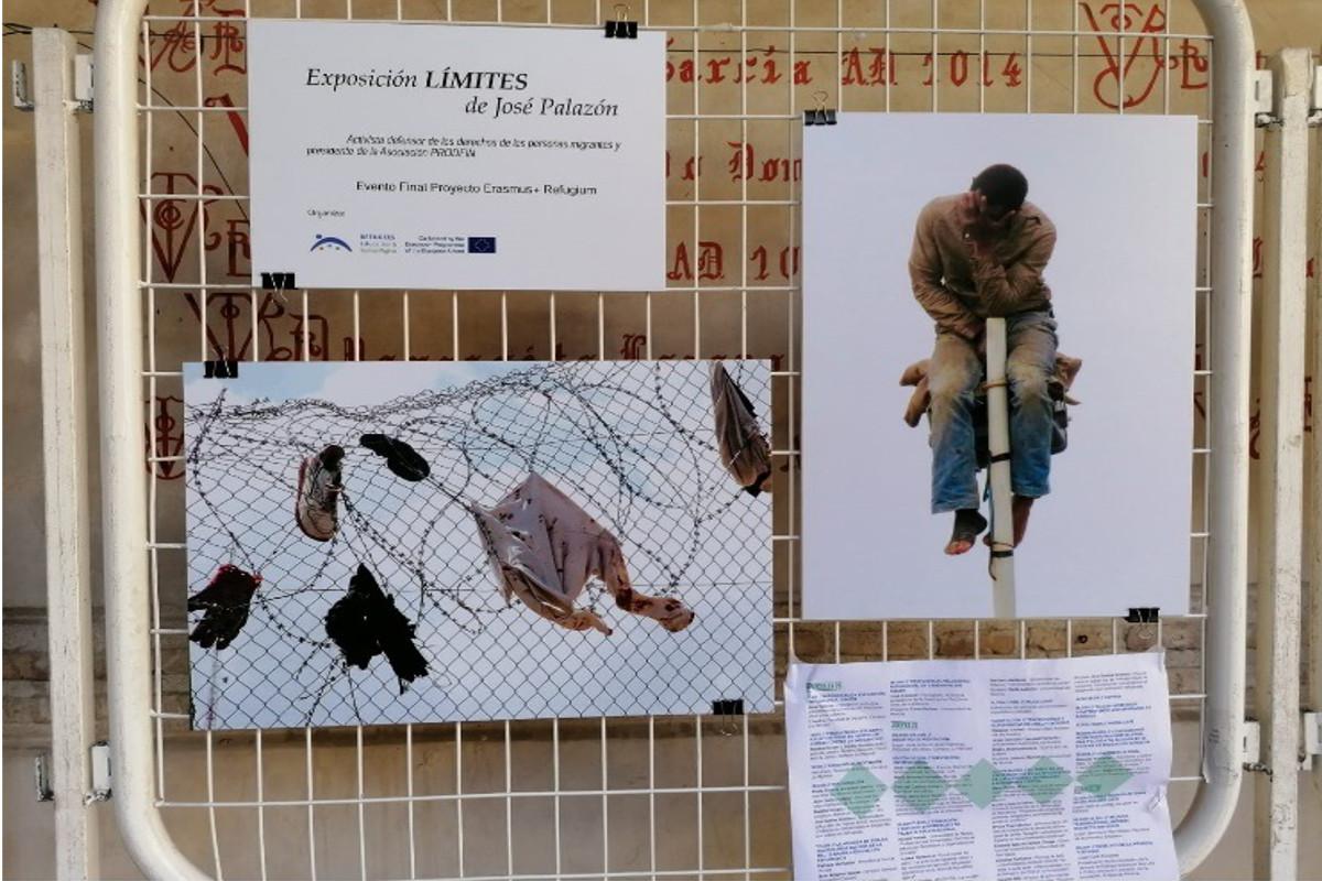 EXPOSICIÓN: CAMPOS, MUROS Y ENCRUCIJADAS