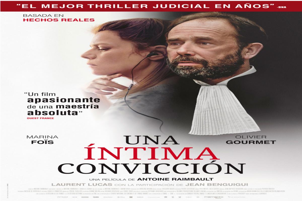 La FICCMOTECA del Luzzy: UNA ÍNTIMA CONVICCIÓN (Une intime conviction. Francia, 2018)