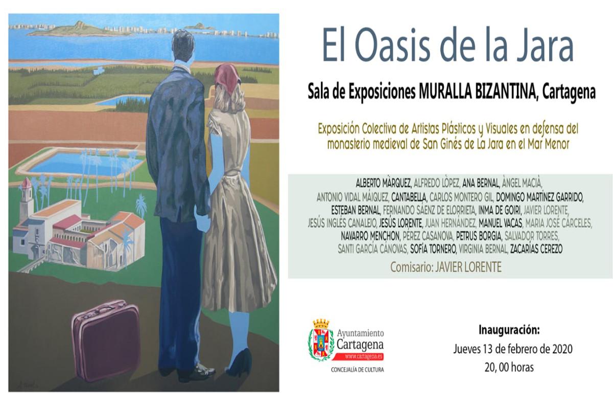 EXPOSICIÓN COLECTIVA: 'El oasis de la Jara'. Palacio Molina