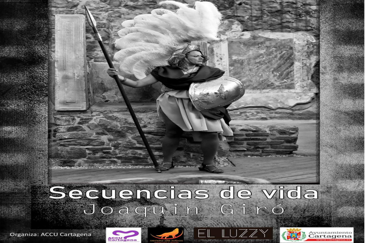 EXPOSICIÓN FOTOGRÁFICA SECUENCIAS DE VIDA JOAQUIN GIRÓ
