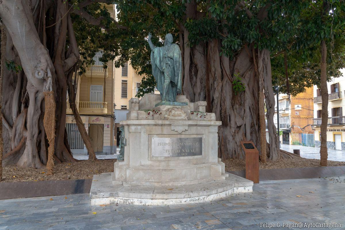 BICENTENARIO DE ISIDORO MÁIQUEZ
