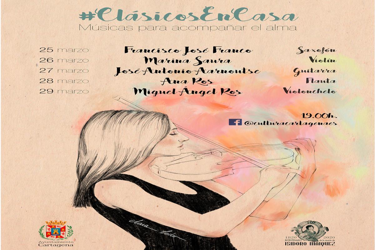 CLÁSICOS EN CASA