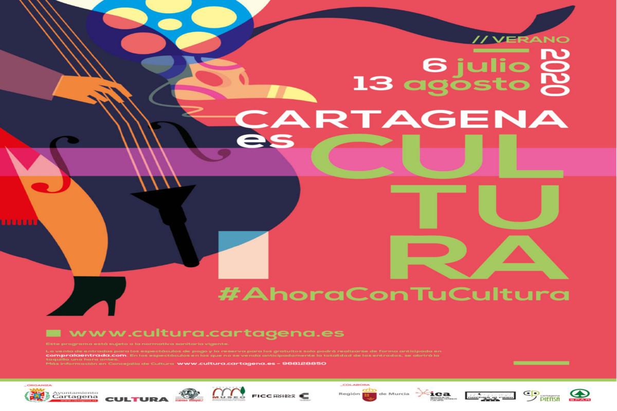 Programa de Verano: Cartagena es Cultura. Parque Torres Museo Arqueológico Municipal
