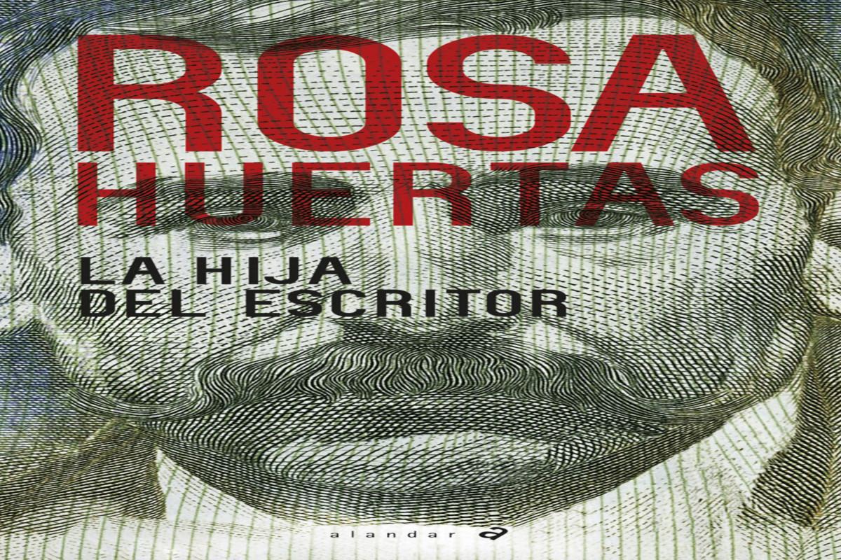 Presentación libro: LA HIJA DEL ESCRITOR. Rosa Huertas