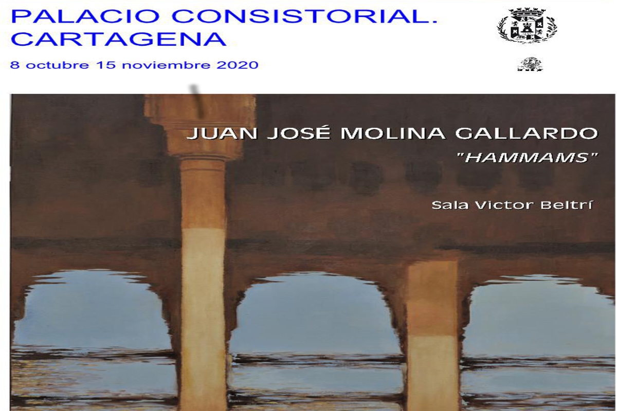 EXPOSICION: HAMMAMS Sala Victor Beltrí Palacio Consistorial