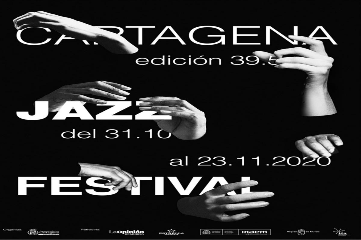 CARTAGENA JAZZ FESTIVAL: 39.5 Edición