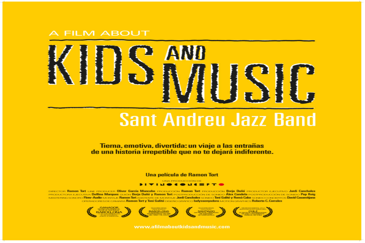 DOCUMENTAL MUSICAL: A FILM ABOUT KIDS AND MUSIC