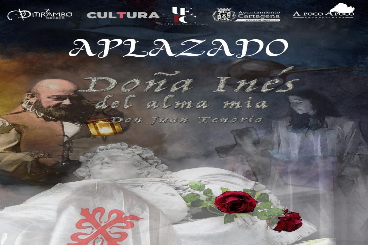 TEATRO Doña Inés del alma mía Jardín Museo Arqueológico Municipal
