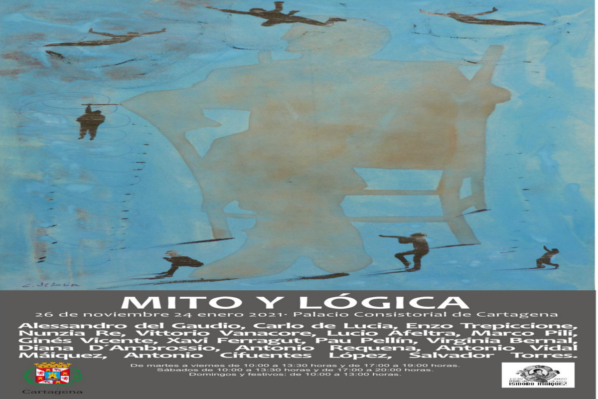 EXHIBITION: MYTH AND LOGIC. Town Hall