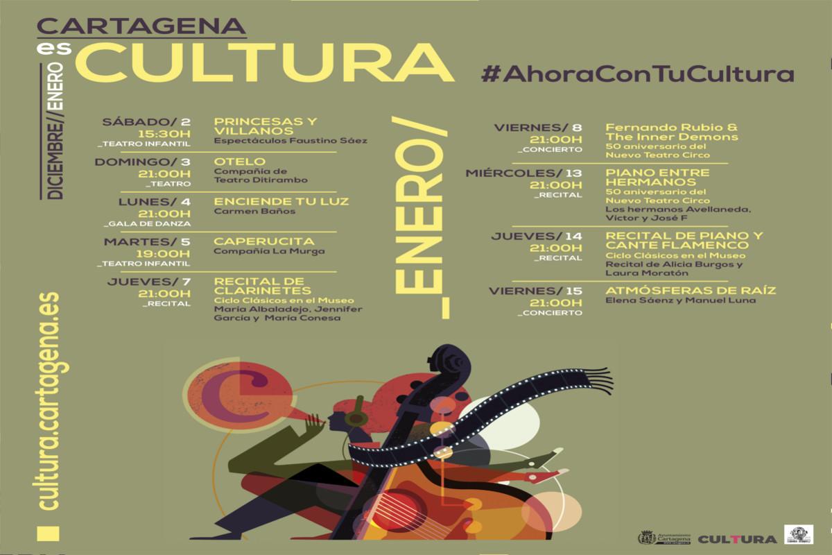 CARTAGENA ES CULTURA Online: ENERO