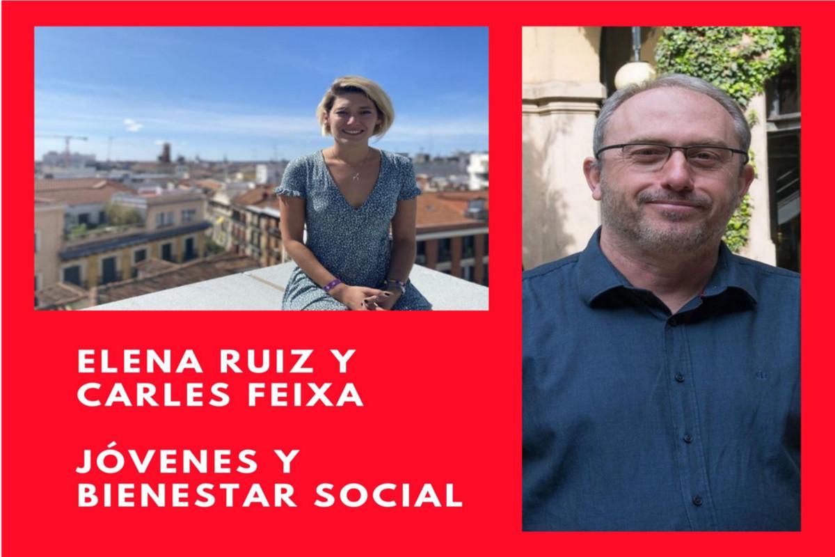 CHARLA ONLINE: JÓVENES Y BIENESTAR SOCIAL. LAS CONSECUENCIAS SOCIOECONÓMICAS DE LA COVID-19