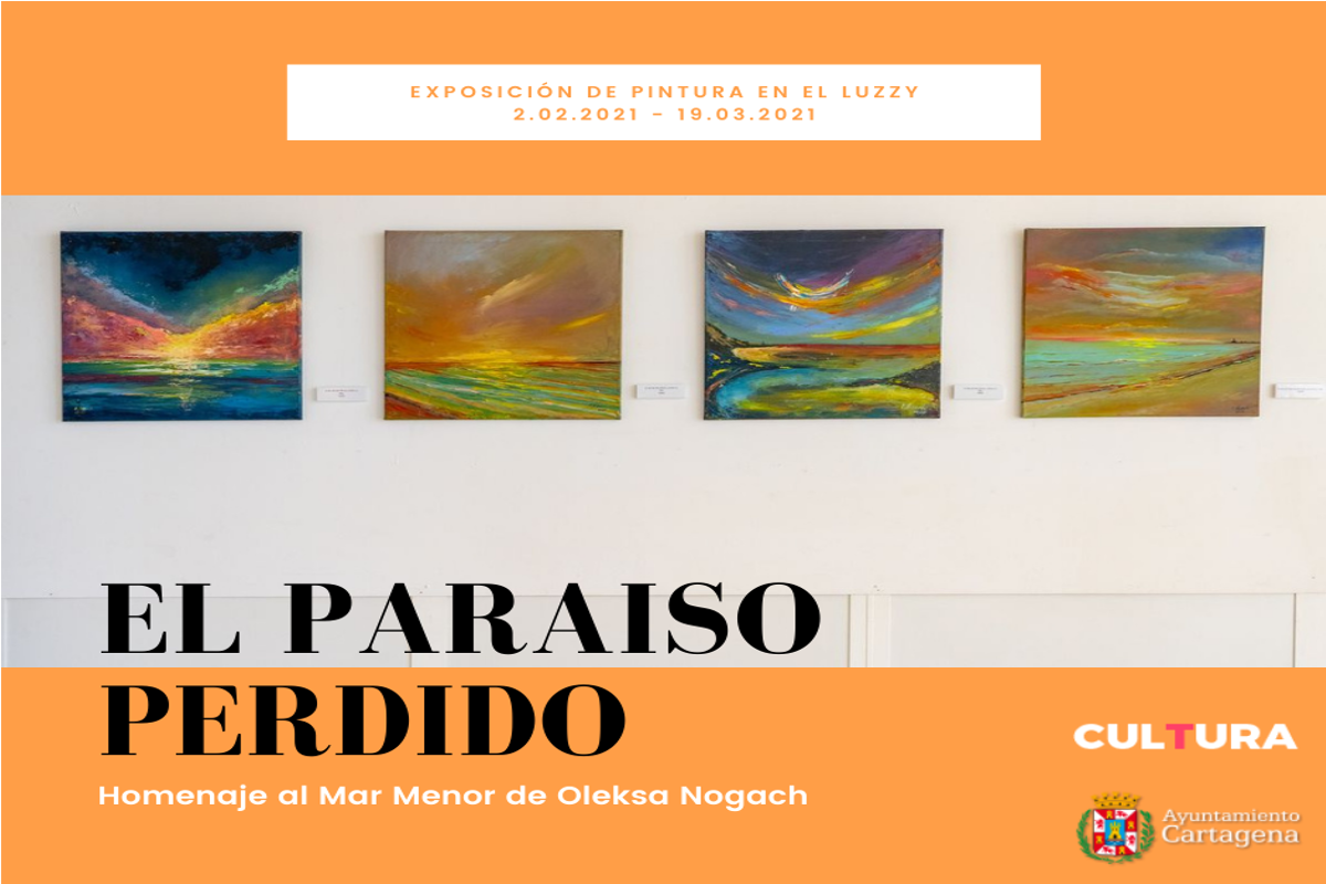 EXPOSICIÓN: EL PARAISO PERDIDO