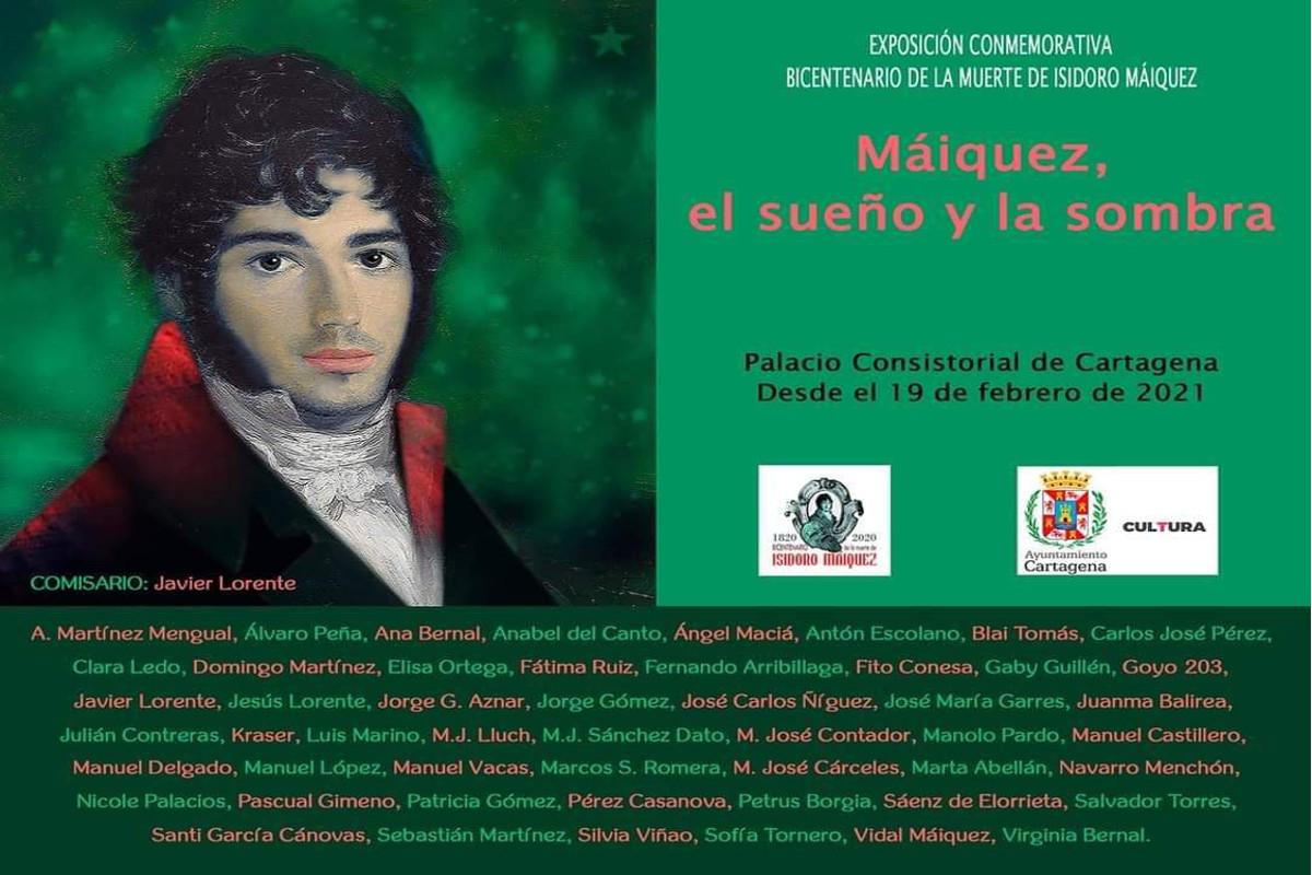 EXPOSICIÓN: MÁIQUEZ, EL SUEÑO Y LA SOMBRA