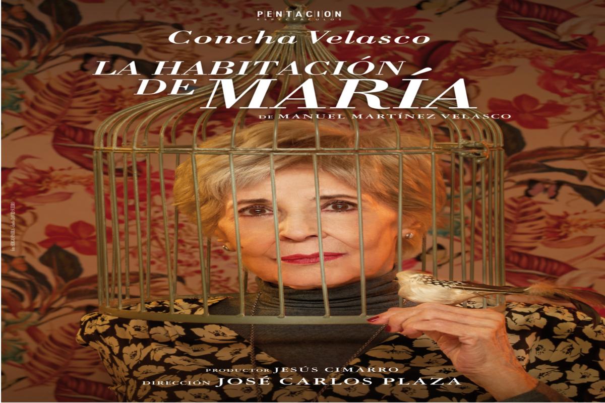 TEATRO: La habitación de María, con Concha Velasco