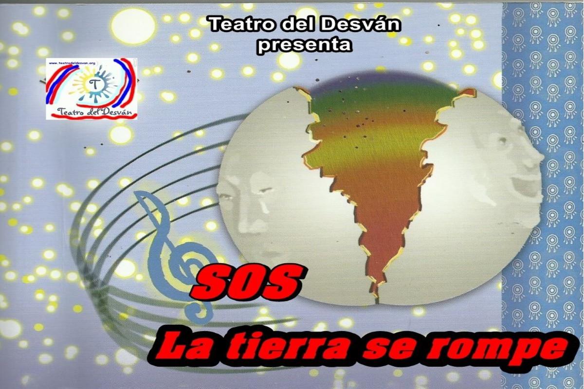 CUENTACUENTOS: SOS LA TIERRA SE ROMPE