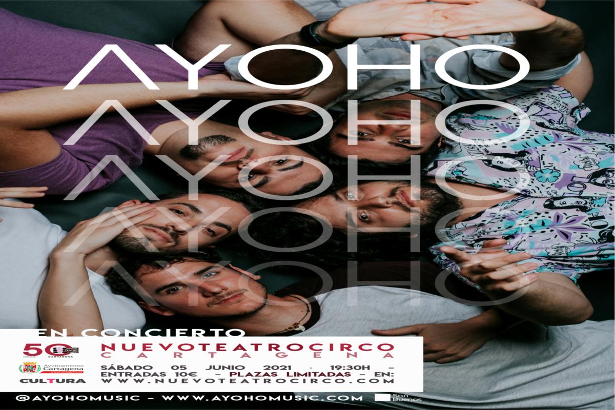 CONCIERTO: AYOHO