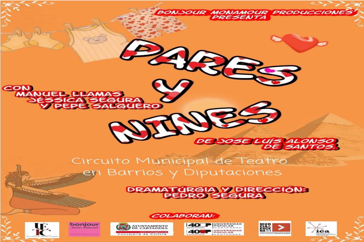 TEATRO PARES Y NINES EN EL MUSEO ARQUEOLÓGICO MUNICIPAL