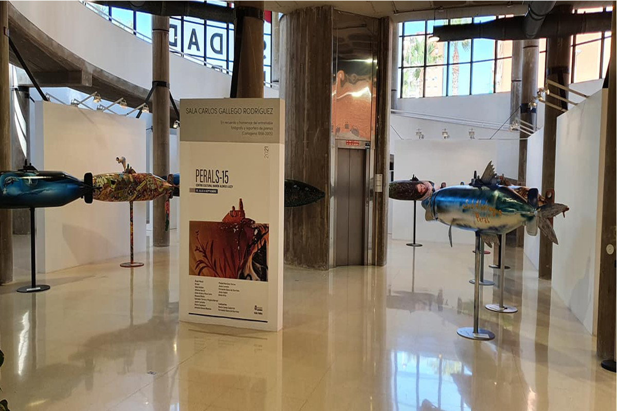 EXPOSICION: Peral S-15. Centro Cultural Luzzy