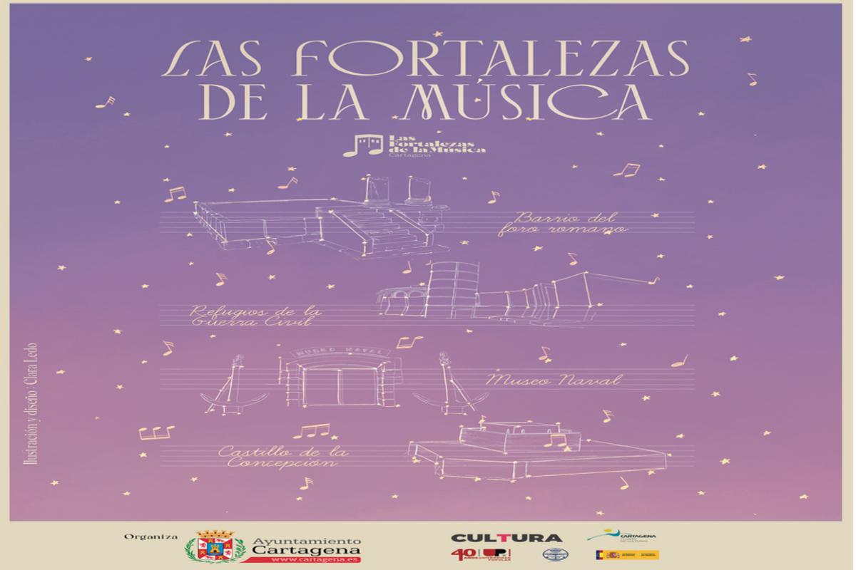 LAS FORTALEZAS DE LA MUSICA