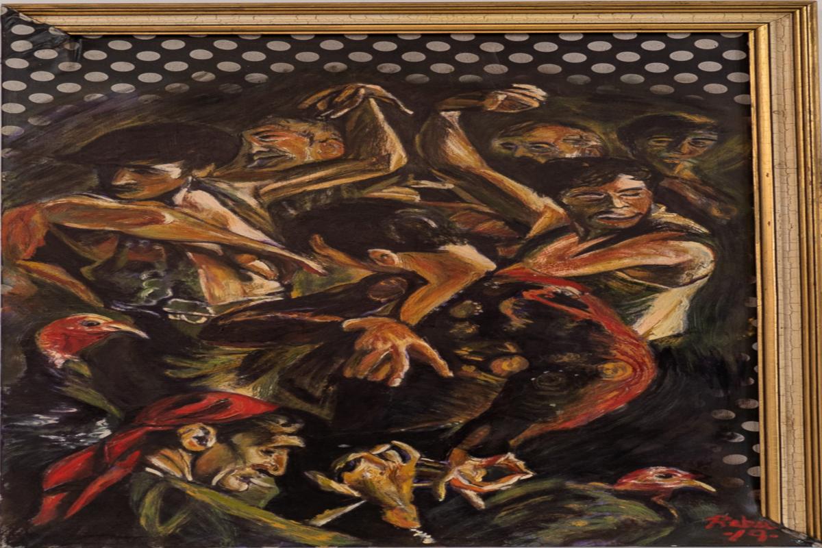 EXPOSICIÓN de Juan Pedro Rabal 'Cartagenera'